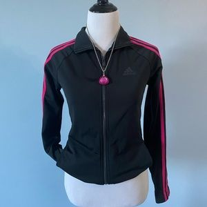Adidas track jacket!